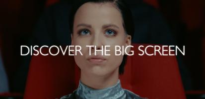 "UK CINEMA ASSOCIATION  – ""Display"" –commercial"