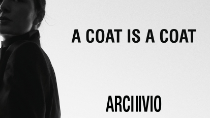 """A COAT IS A COAT"" – ARCHIVIO"